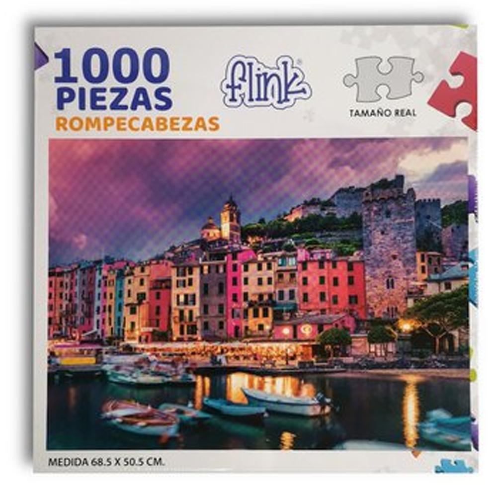 Cuy Games - 1000 PIEZAS - PORTOVENERE, ITALY -