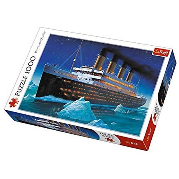 Cuy Games - 1000 PIEZAS - TITANIC -