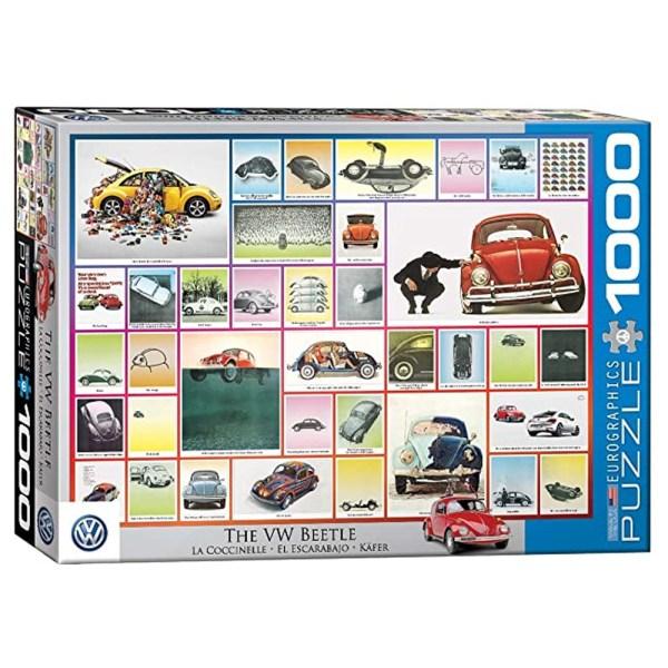 Cuy Games - 1000 PIEZAS - VW Beetle - We've done things -