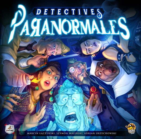 Cuy Games - DETECTIVES PARANORMALES -