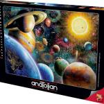Cuy Games - 1000 PIEZAS - PLANETS IN SPACE -