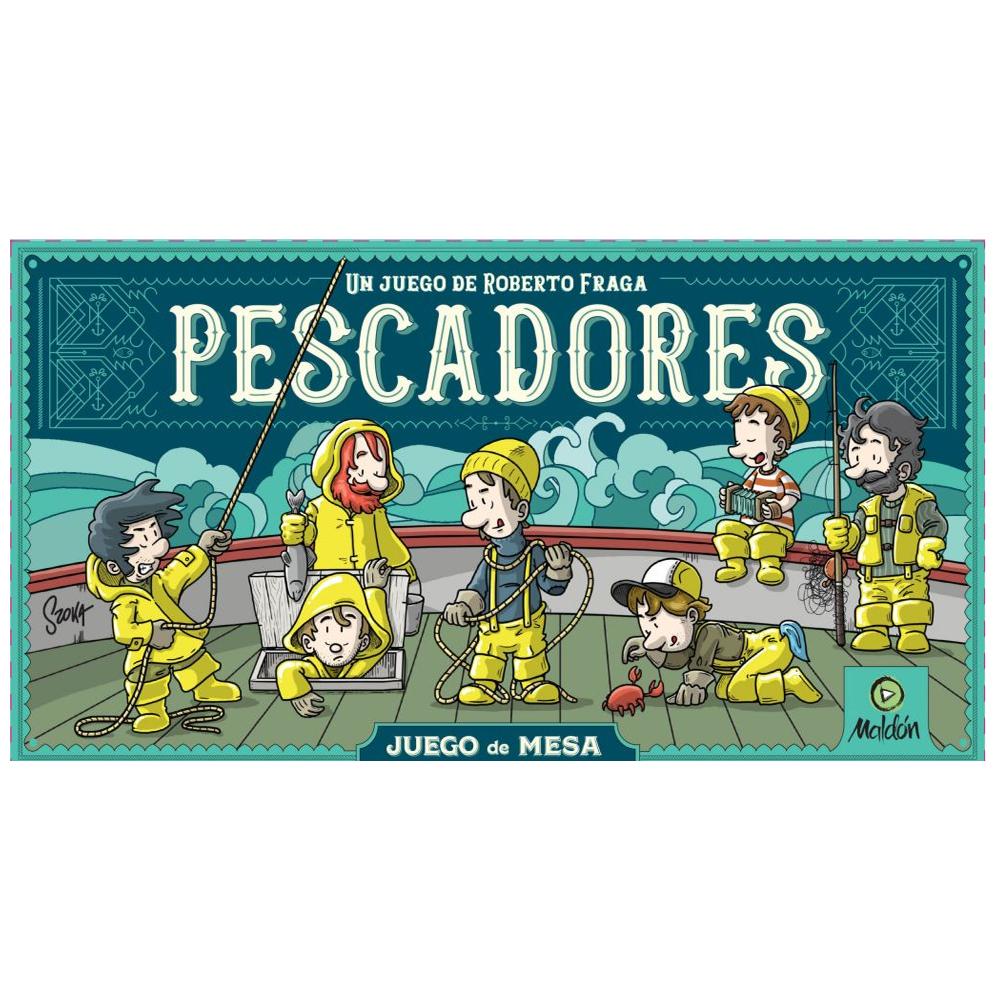 Cuy Games - PESCADORES -