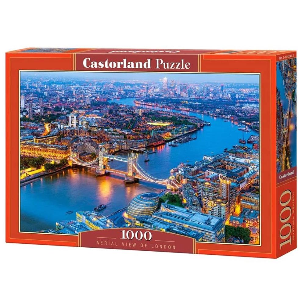 Cuy Games - 1000 PIEZAS - AERIAL VIEW OF LONDON -