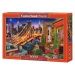 Cuy Games - 1000 PIEZAS -BROOKLYN BRIDGE LIGHTS -