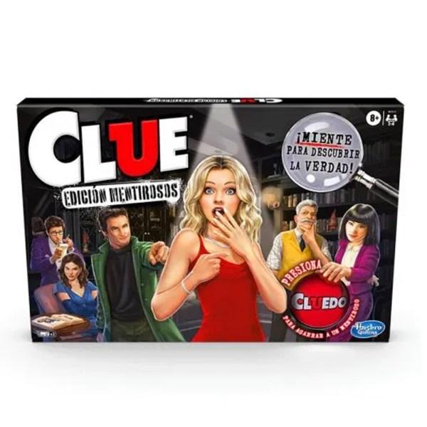 CLUE EDIC. MENTIROSOS