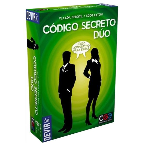 Cuy Games - CODIGO SECRETO DUO -