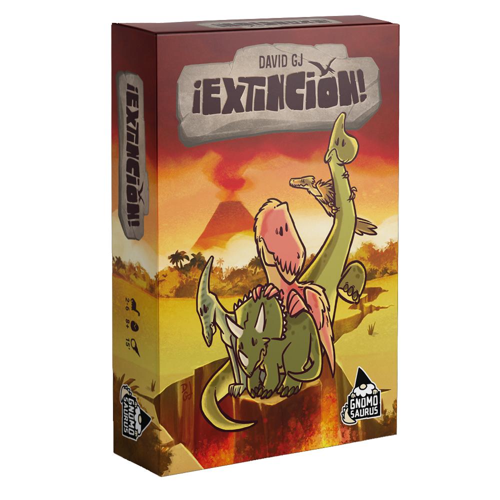 Cuy Games - ?EXTINCION! -