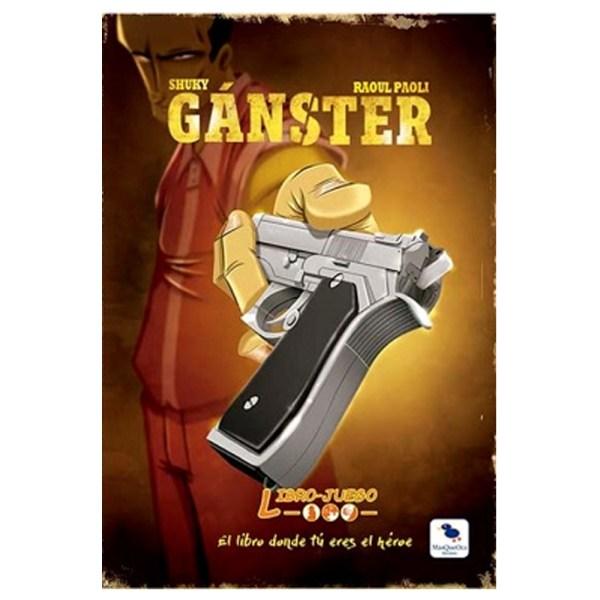 Cuy Games - LIBRO JUEGO: GANSTER -