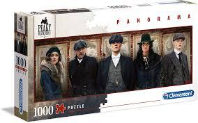 Cuy Games - 1000 PIEZAS - PEAKY BLINDERS PANORAMA -