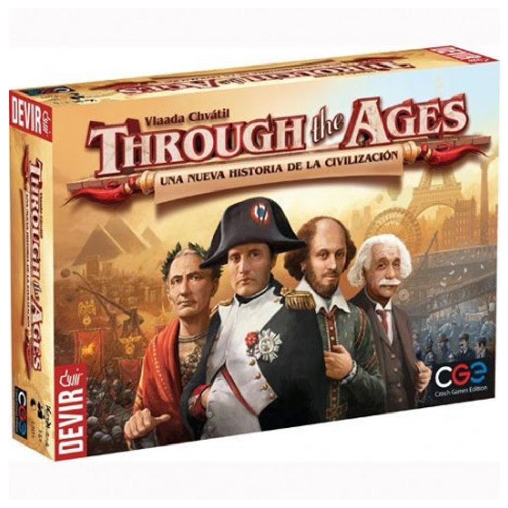 Cuy Games - THROUGH THE AGES (2DA ED) -