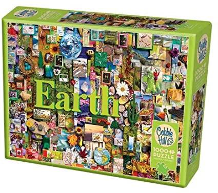 Cuy Games - 1000 PIEZAS - EARTH -