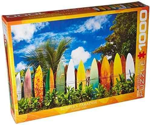 Cuy Games - 1000 PIEZAS - SURFERS PARADISE -