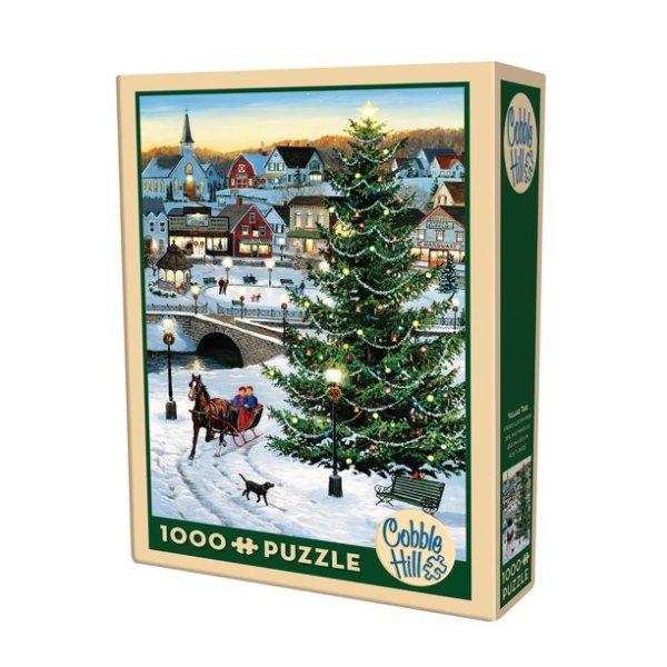 Cuy Games - 1000 PIEZAS - VILLAGE TREE -