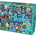 Cuy Games - 1000 PIEZAS - WATER -