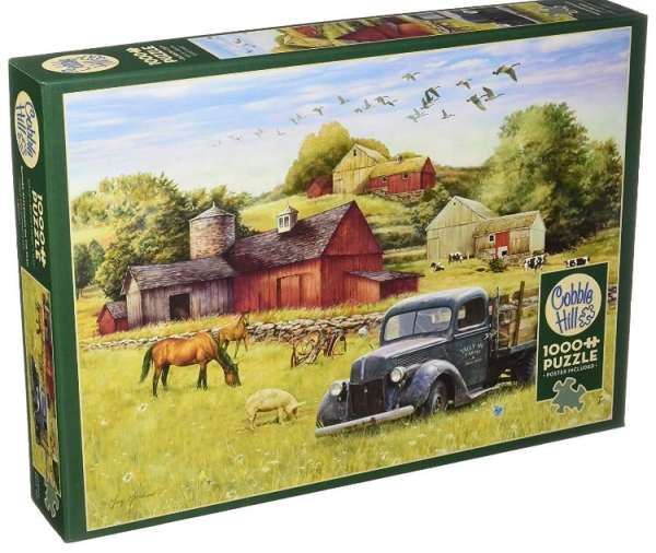 Cuy Games - 1000 - SUMMER AFTERNOON ON THE FARM -