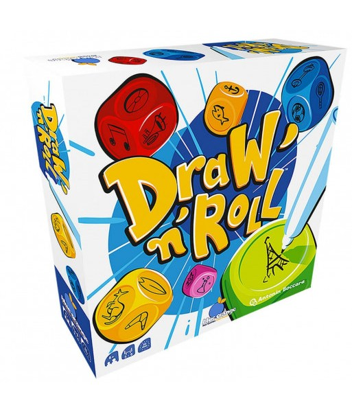Draw and Roll