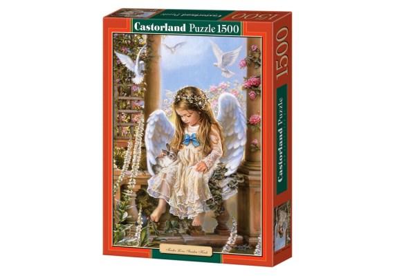 Cuy Games - 1500 PIEZAS - TENDER LOVE -