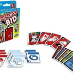 Cuy Games - MONOPOLY BID EL JUEGO DE CARTAS -