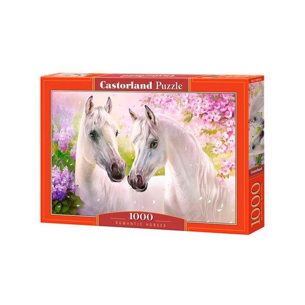 Cuy Games - 1000 PIEZAS - ROMANTIC HORSES -