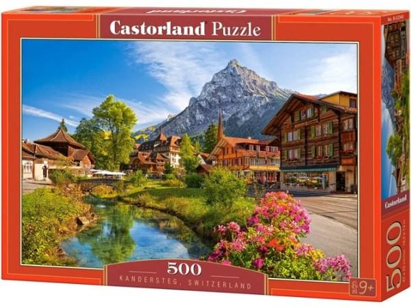 Cuy Games - 500 PIEZAS - KANDERSTEG. SWIZERLAND -