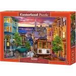 Cuy Games - 500 PIEZAS - SAN FRANCISCO TROLLEY -