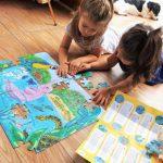 Cuy Games - 70 PIEZAS - SELVA PERUANA -
