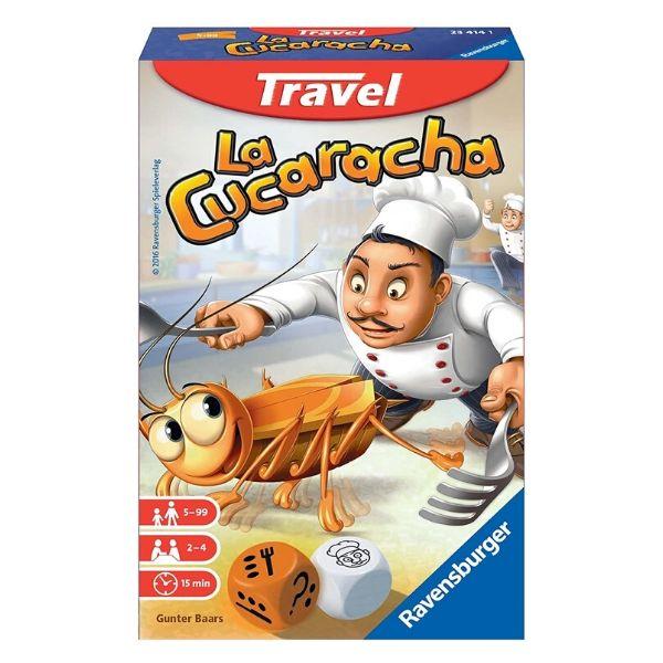 Cuy Games - LA CUCARACHA TRAVEL -