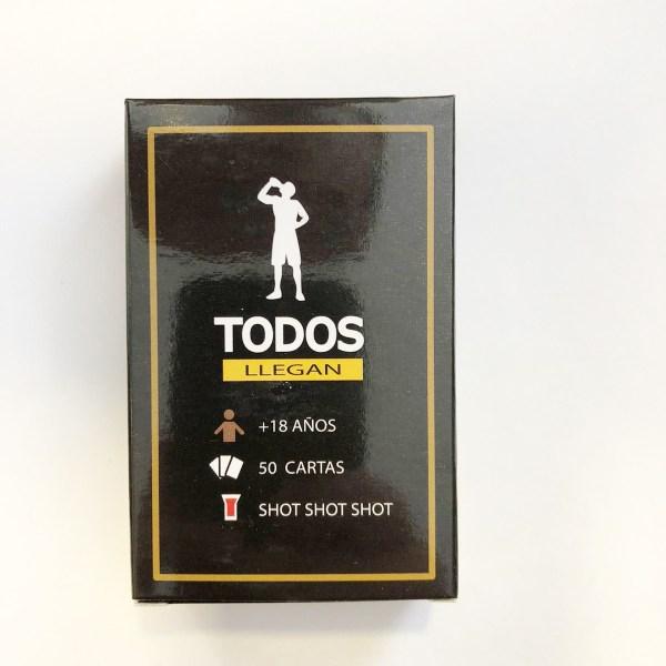 TODOS LLEGAN – EDICION CLASICA