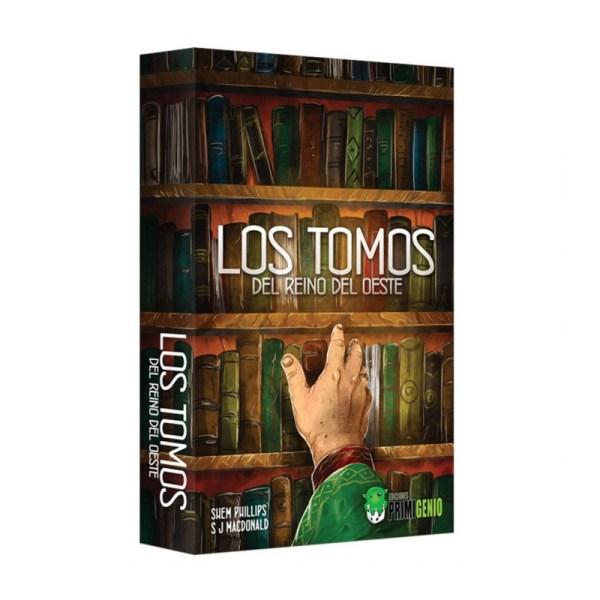 LOS TOMOS DEL REINO OESTE