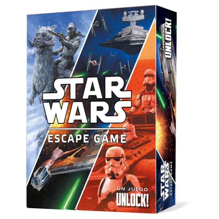 Cuy Games - STAR WARS SCAPE GAME -