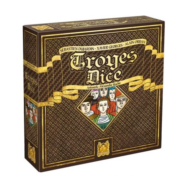Cuy Games - TROYES: JUEGO DE DADOS -