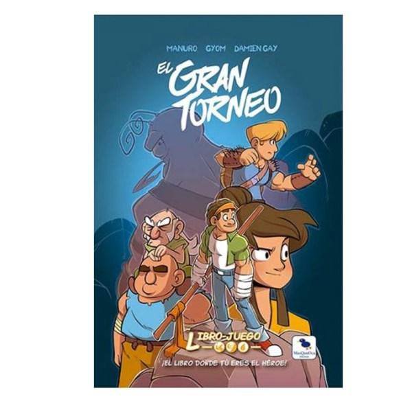 LIBRO JUEGO: EL GRAN TORNEO