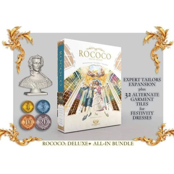 ROCOCO (EDICION DELUXE)