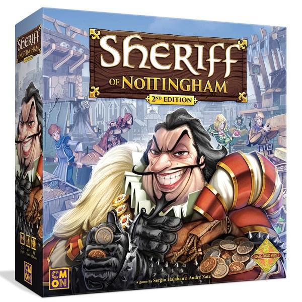 SHERIFF DE NOTTINGHAM 2 EDICION