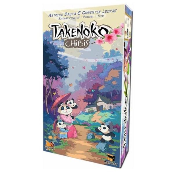 Cuy Games - TAKENOKO CHIBIS -