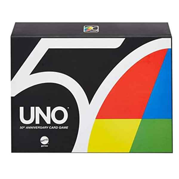 Cuy Games - CARTAS UNO 50 ANIVERSARIO -