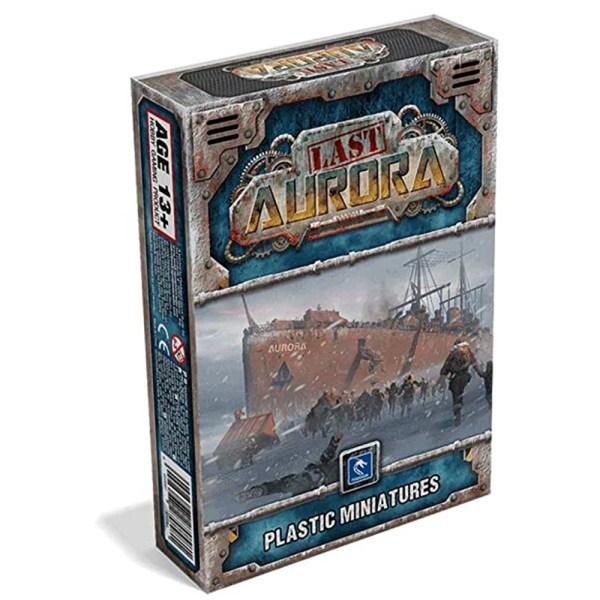Cuy Games - LAST AURORA PLASTIC MINIATURES -