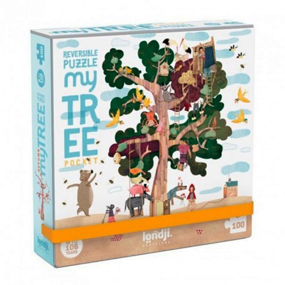 Cuy Games - 100 PIEZAS - MY TREEE POCKET -