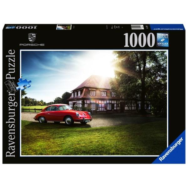 1000 PIEZAS – PORSHE CLASSIC 356