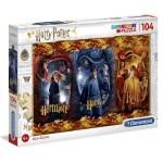 Cuy Games - 104 PIEZAS - HARRY POTTER -