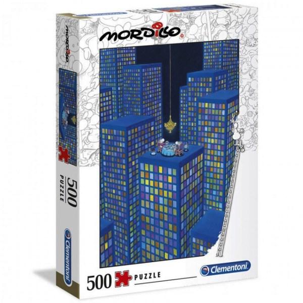 Cuy Games - 500 PIEZAS - LA CENA, MORDILLO -