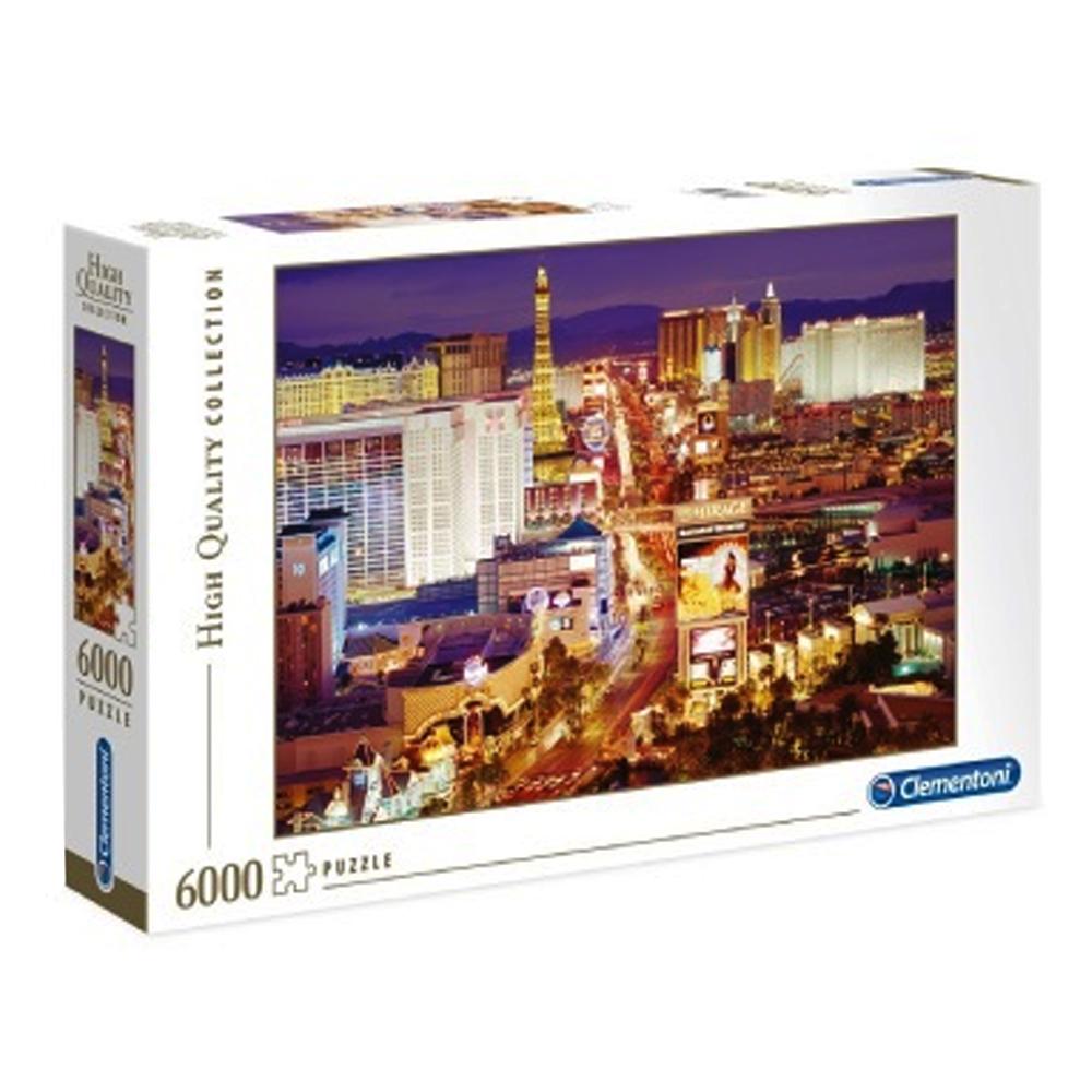 Cuy Games - 6000 PIEZAS - LAS VEGAS -