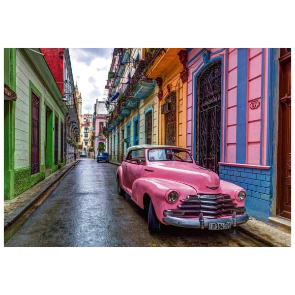 99 PIEZAS – PUZZLE MOMENT – CUBA