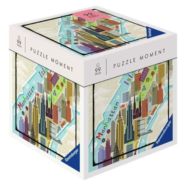 Cuy Games - 99 PIEZAS - PUZZLE MOMENT - MANHATTAN ISLAND -