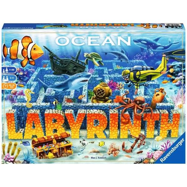 LABYRINTH OCEAN
