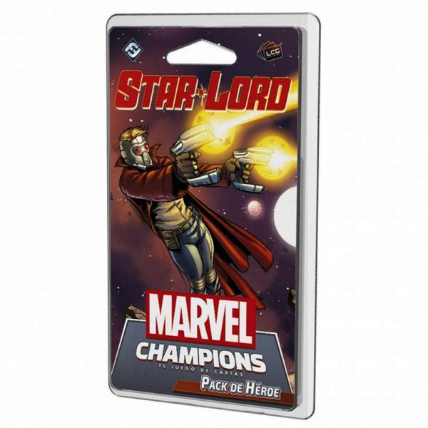 Cuy Games - MARVEL CHAMPIONS - STAR LORD -