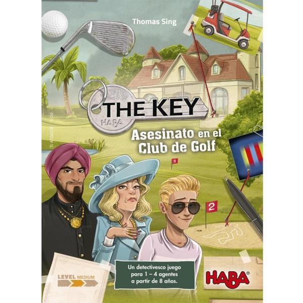 THE KEY: ASESINATO EN EL CLUB GOLF