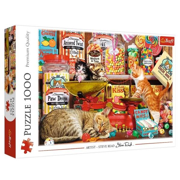 1000 PIEZAS – CATS SWEETS
