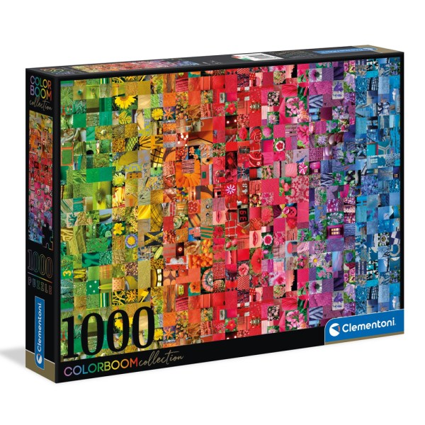 1000 PIEZAS – COLLAGE