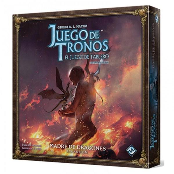 JUEGO DE TRONOS: MADRE DE DRAGONES EXP.